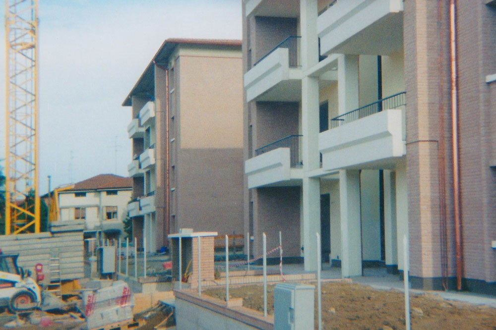 Complessi residenziali – Scandiano (RE)